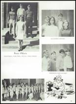 1969 Piedmont High School Yearbook Page 44 & 45