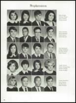 1969 Piedmont High School Yearbook Page 48 & 49