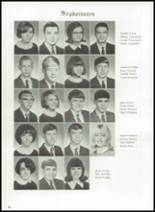 1969 Piedmont High School Yearbook Page 50 & 51