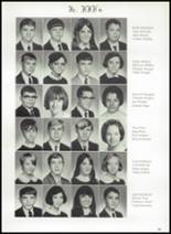 1969 Piedmont High School Yearbook Page 52 & 53