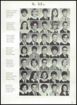 1969 Piedmont High School Yearbook Page 54 & 55