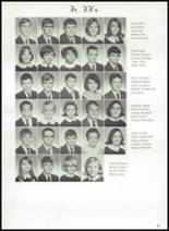 1969 Piedmont High School Yearbook Page 56 & 57