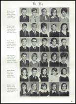 1969 Piedmont High School Yearbook Page 58 & 59