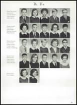 1969 Piedmont High School Yearbook Page 60 & 61