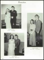 1969 Piedmont High School Yearbook Page 66 & 67