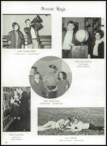1969 Piedmont High School Yearbook Page 68 & 69