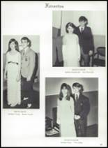 1969 Piedmont High School Yearbook Page 70 & 71