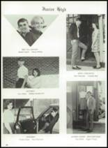 1969 Piedmont High School Yearbook Page 72 & 73