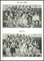 1969 Piedmont High School Yearbook Page 84 & 85