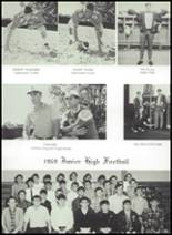 1969 Piedmont High School Yearbook Page 92 & 93