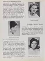 1964 University Liggett School Yearbook Page 20 & 21