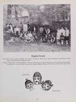 1964 University Liggett School Yearbook Page 44 & 45