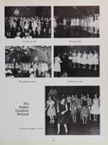 1964 University Liggett School Yearbook Page 72 & 73