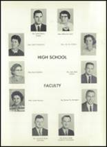 1962 Stedman High School Yearbook Page 10 & 11