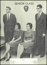 1962 Stedman High School Yearbook Page 14 & 15