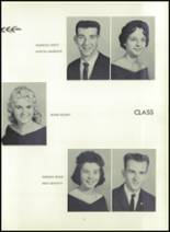 1962 Stedman High School Yearbook Page 16 & 17