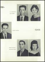 1962 Stedman High School Yearbook Page 20 & 21