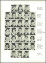 1962 Stedman High School Yearbook Page 38 & 39