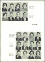 1962 Stedman High School Yearbook Page 40 & 41