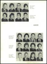 1962 Stedman High School Yearbook Page 42 & 43