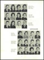 1962 Stedman High School Yearbook Page 46 & 47