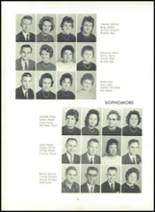 1962 Stedman High School Yearbook Page 48 & 49