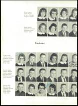 1962 Stedman High School Yearbook Page 52 & 53
