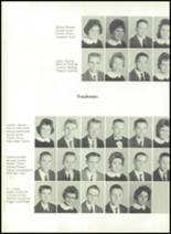 1962 Stedman High School Yearbook Page 56 & 57