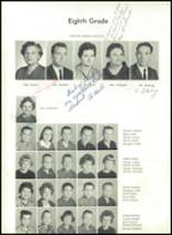1962 Stedman High School Yearbook Page 58 & 59