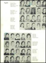 1962 Stedman High School Yearbook Page 60 & 61