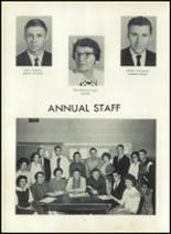 1962 Stedman High School Yearbook Page 78 & 79