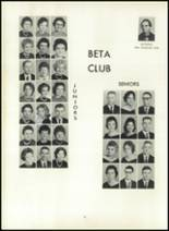 1962 Stedman High School Yearbook Page 82 & 83