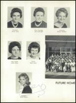 1962 Stedman High School Yearbook Page 84 & 85