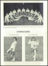 1962 Stedman High School Yearbook Page 92 & 93
