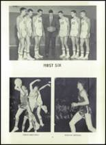 1962 Stedman High School Yearbook Page 96 & 97