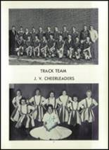 1962 Stedman High School Yearbook Page 100 & 101