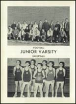 1962 Stedman High School Yearbook Page 102 & 103