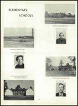 1962 Stedman High School Yearbook Page 108 & 109