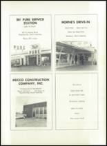 1962 Stedman High School Yearbook Page 110 & 111