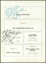 1962 Stedman High School Yearbook Page 114 & 115