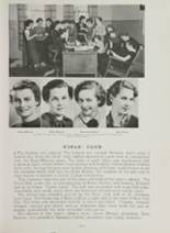 1936 Boise High School Yearbook Page 24 & 25