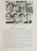 1936 Boise High School Yearbook Page 26 & 27