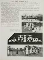 1936 Boise High School Yearbook Page 70 & 71