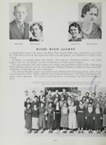 1936 Boise High School Yearbook Page 84 & 85