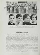 1936 Boise High School Yearbook Page 88 & 89