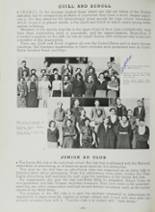 1936 Boise High School Yearbook Page 92 & 93