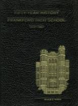 1960 Yearbook Frankford High School