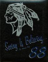 1988 Yearbook West Caldwell High School
