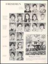 1975 Worth County R-III High School Yearbook Page 18 & 19
