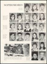 1975 Worth County R-III High School Yearbook Page 20 & 21